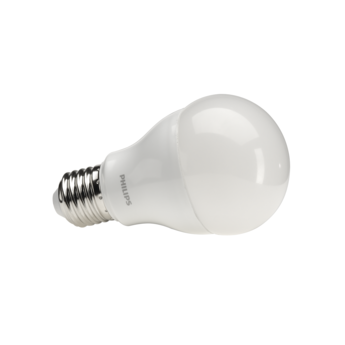 Ampoule led philips corepro e27 9 5w blanc led 2700k 530lm o6cm h11cm slv normal