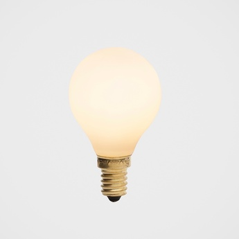 Ampoule led porcelain i 3w blanc mat o4 5cm h8cm tala normal
