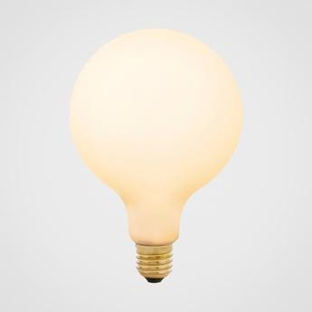 Ampoule led porcelain iii 6w blanc mat o12 5cm h17 5cm tala normal