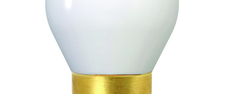 Ampoule led spherique g45 blanc 2700 k 400 lm 360 b22 led o4 5cm h7 8cm girard sudron normal