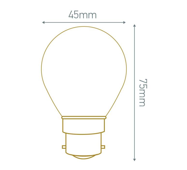 Spherique g45 thomas edison ampoule led eco bulb  girard sudron 719006  design signed 60383 product