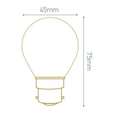 Spherique g45 thomas edison ampoule led eco bulb  girard sudron 719006  design signed 60383 thumb