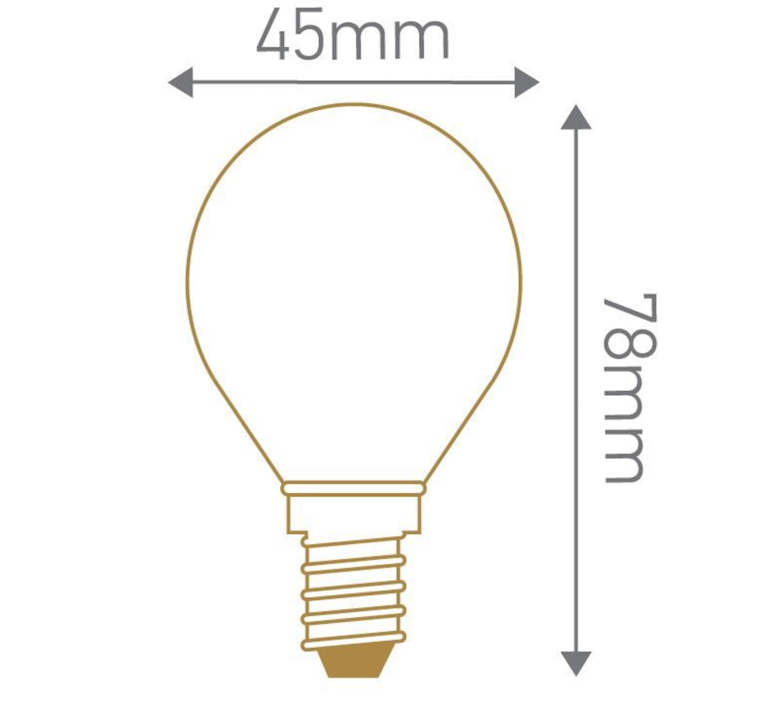 Spherique g45 thomas edison ampoule led eco bulb  girard sudron 719000  design signed 60377 product