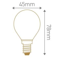 Spherique g45 thomas edison ampoule led eco bulb  girard sudron 719000  design signed 60377 thumb