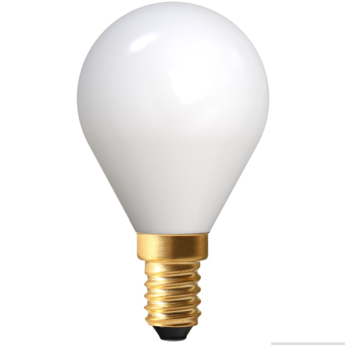 Ampoule led spherique g45 blanc 2700 k 400 lm 360 e14 led o4 5cm h7 8cm girard sudron normal