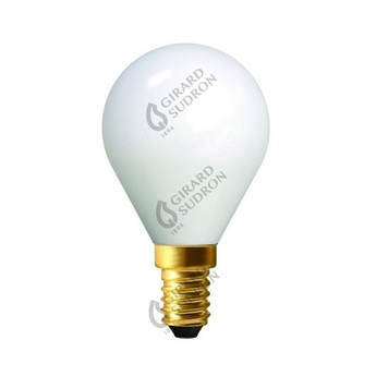 Ampoule led spherique g45 filament led e14 blanc opale o4 5cm h7 8cm girard sudron normal