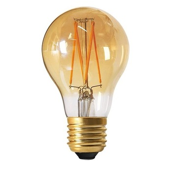 Ampoule led standard a60 ambre o6cm h10 3cm girard sudron normal
