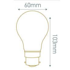 Standars a60 thomas edison ampoule led eco bulb  girard sudron 719007  design signed 60389 thumb