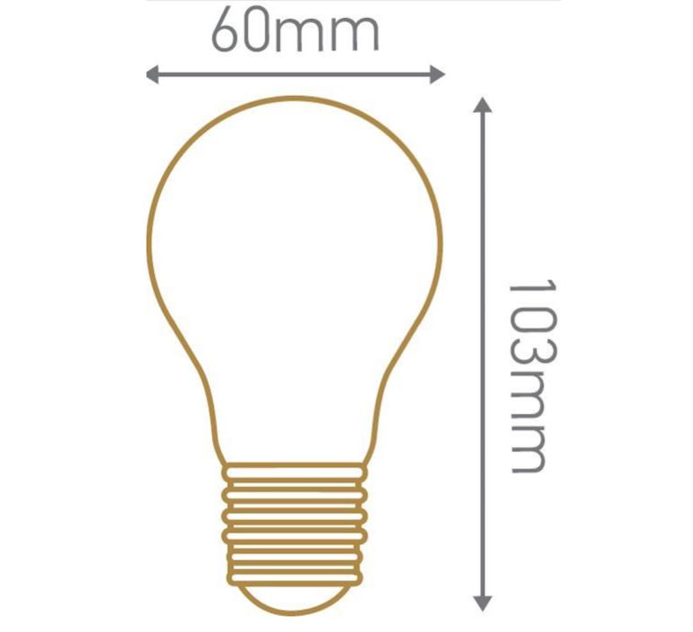 Standars a60 thomas edison ampoule led eco bulb  girard sudron 719002  design signed 60386 product