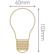 Standars a60 thomas edison ampoule led eco bulb  girard sudron 719002  design signed 60386 thumb
