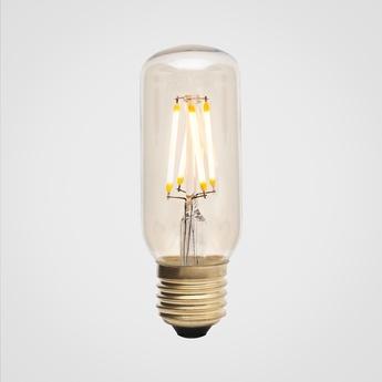 Ampoule lurra teinte transparent led 2200k 240lm o3 8cm h10 8cm tala normal