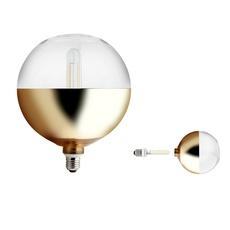 Ampoule xxl mirror bottom or o20cm led zangra 26760 thumb