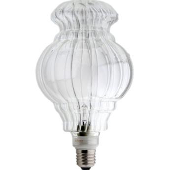 Ampoules calabash transparent led o12 5cm h1 5cm zangra normal