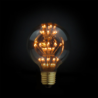 Ampoules led filament dimmable e 27 o9 5cm zangra normal