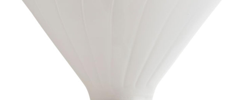 Ampoules mushroom blanc led o14 5cm h14cm zangra normal