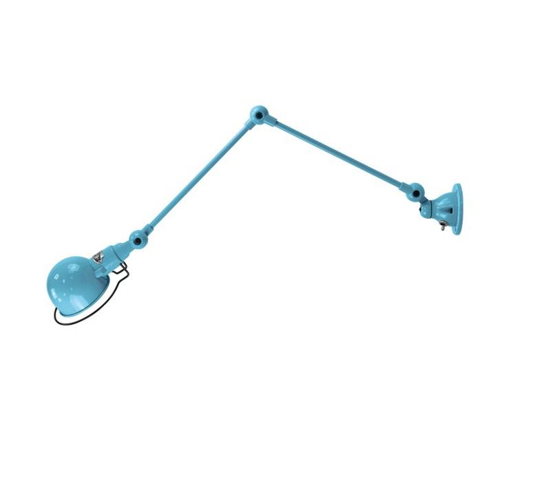 Applique 2 bras blanc mat signal l60cm jielde 40538 product