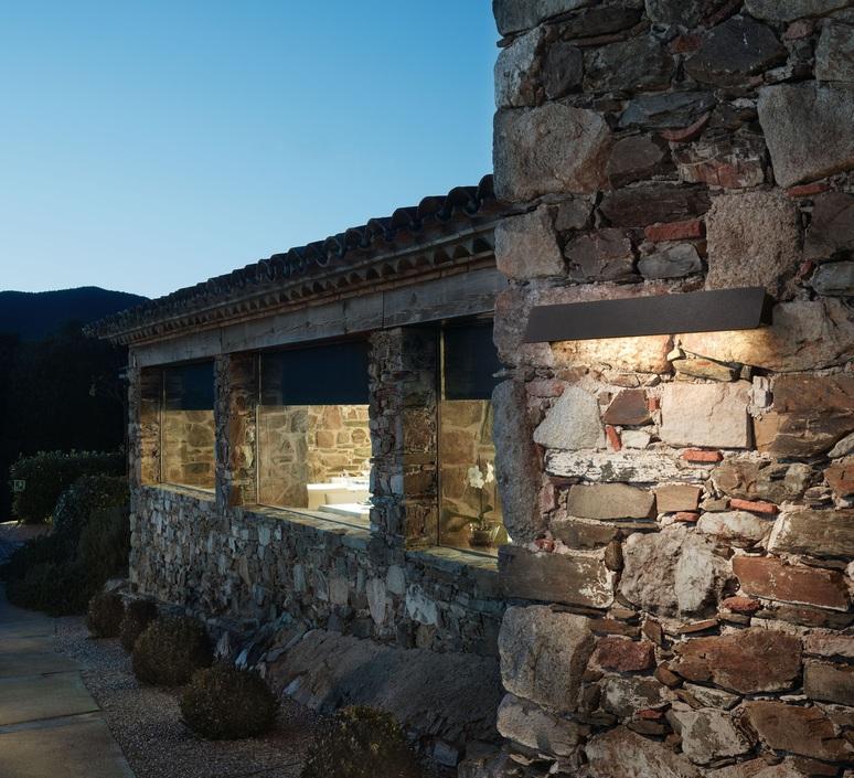 Alba 90 outdoor ruben saldana applique d exterieur outdoor wall light  bover 2270200614  design signed nedgis 109636 product