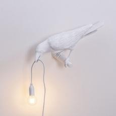 Bird lamp looking left outdoor marcantonio raimondi malerba applique d exterieur outdoor wall light  seletti 14724  design signed nedgis 97195 thumb
