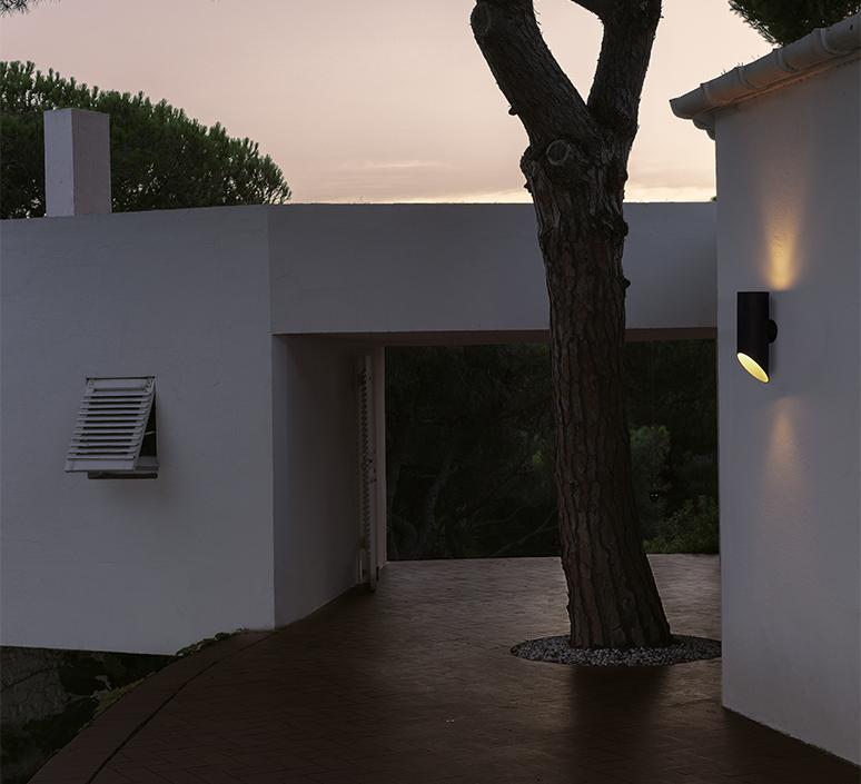 Elipse a josep lluis xucla applique d exterieur outdoor wall light  marset a707 003 38  design signed nedgis 115800 product