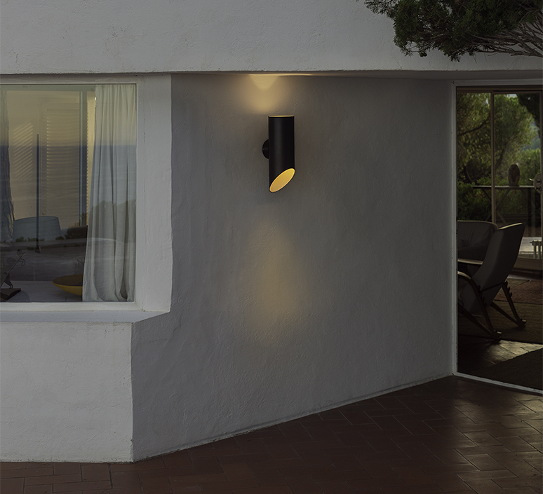 Elipse a josep lluis xucla applique d exterieur outdoor wall light  marset a707 003 38  design signed nedgis 115801 product