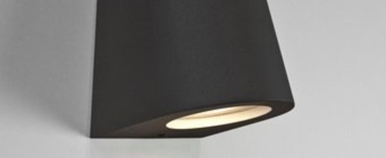Applique d exterieur mast light aluminium ip65 o8 5cm h13 5cm astro normal