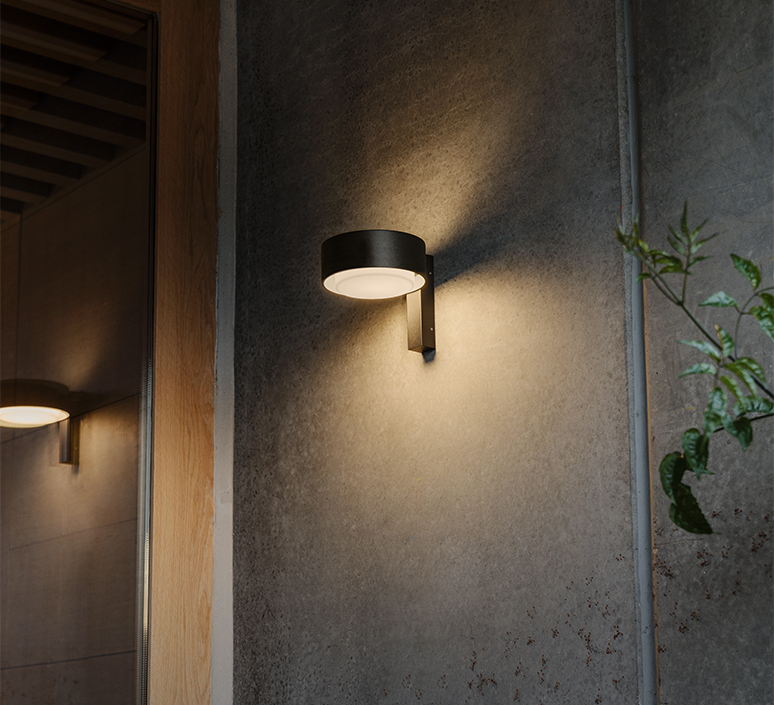Plaff on a ip65 joan gaspar applique d exterieur outdoor wall light  marset a628 061  design signed nedgis 115903 product