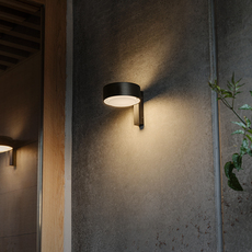 Plaff on a ip65 joan gaspar applique d exterieur outdoor wall light  marset a628 061  design signed nedgis 115903 thumb