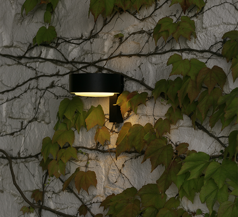 Plaff on a ip65 joan gaspar applique d exterieur outdoor wall light  marset a628 061  design signed nedgis 115905 product