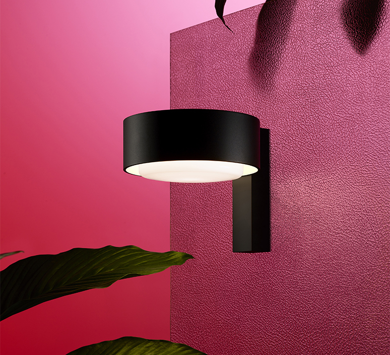 Plaff on a ip65 joan gaspar applique d exterieur outdoor wall light  marset a628 061  design signed nedgis 115906 product