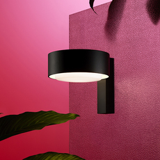 Plaff on a ip65 joan gaspar applique d exterieur outdoor wall light  marset a628 061  design signed nedgis 115906 thumb