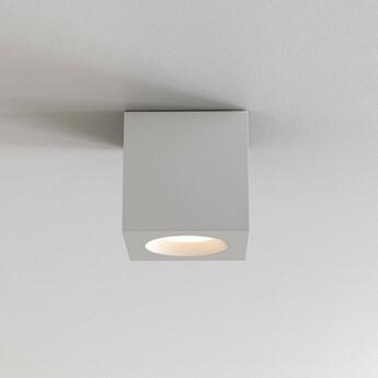 Applique de salle de bain kos square ii blanc ip65 o8 5cm h8 5cm astro lighting normal