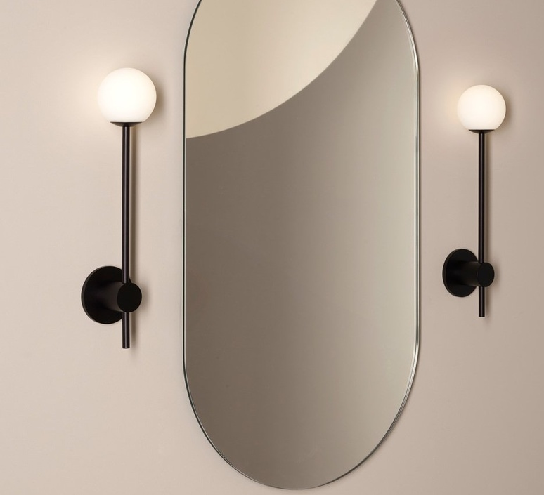 Orb single studio astro applique de salle de bain bathroomwall light  astro 1424004  design signed nedgis 116874 product