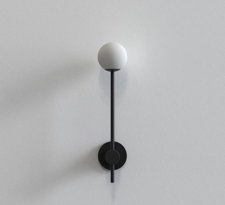 Orb single studio astro applique de salle de bain bathroomwall light  astro 1424004  design signed nedgis 116878 product