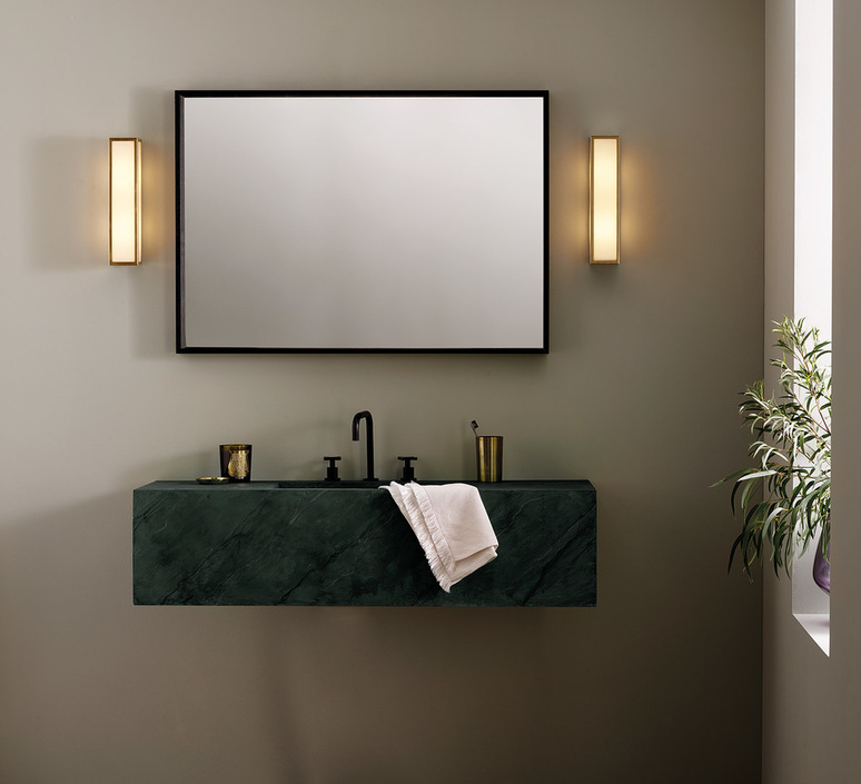 Salerno 350 studio astro applique de salle de bain bathroomwall light  astro 1178002  design signed nedgis 98676 product