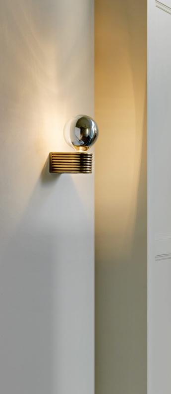 Applique hoxton bronze l12 5cm p16 5cm h21cm cto lighting normal