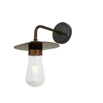 Applique kai laiton ancien h38cm l14cm ip65 mullan lighting normal
