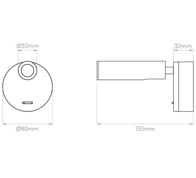 Zeppo studio astro applique de salle de bain bathroomwall light  astro 1176004  design signed nedgis 109314 product