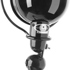 Applique loft noir mat interrupteur 2 bras l40 40cm o15cm cable prise jielde 49528 thumb