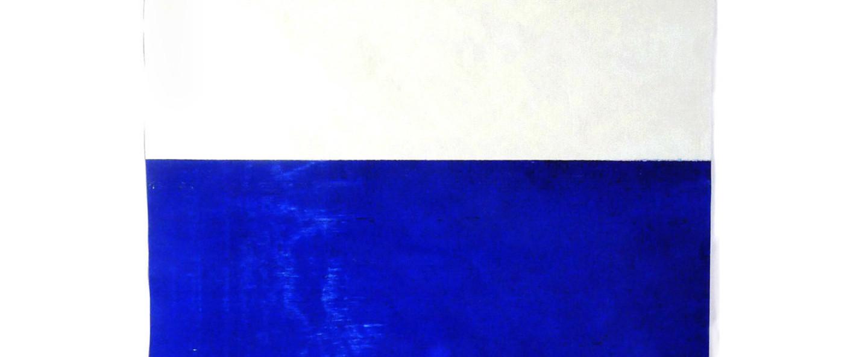 Applique murale 009 bleu led l30cm h30cm naama hofman normal