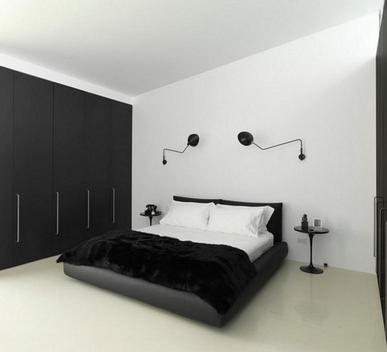 1 bras pivotant courbe serge mouille editionssergemouille ap1bc noir luminaire lighting design signed 20776 product