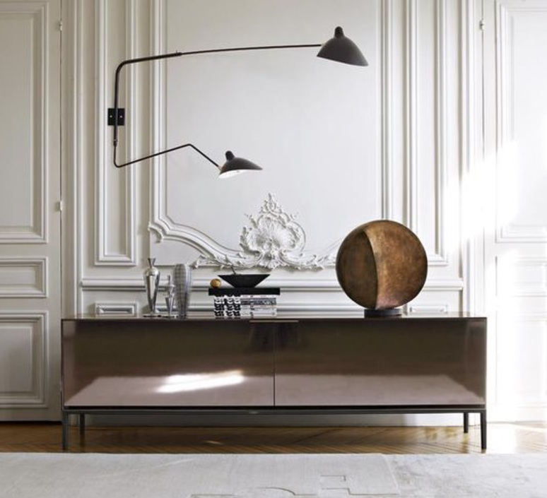 lampe serge mouille wk51 montrealeast. Black Bedroom Furniture Sets. Home Design Ideas