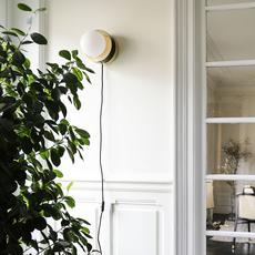3 01 sophie gelinet et cedric gepner applique murale wall light  haos 3 01 noir  design signed 87201 thumb