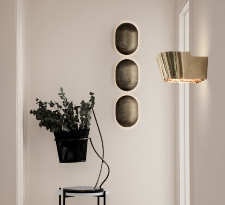 9464 paavo tynell applique murale wall light  gubi 010 04139   design signed 47749 product