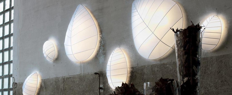 Applique murale adamo blanc l75cm karman normal