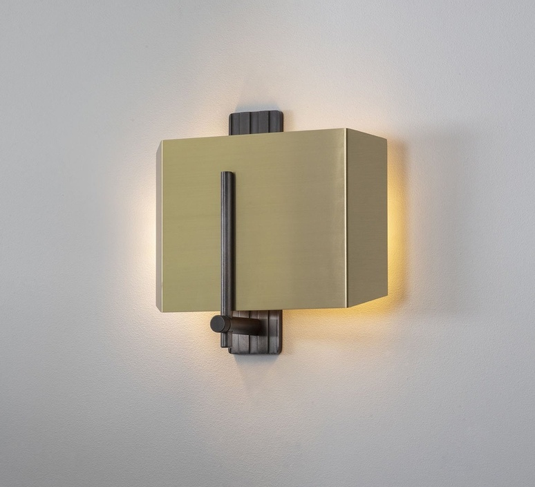 Aegis gauche robbie llewellyn adam yeats applique murale wall light  bert frank ags0020   design signed nedgis 114165 product