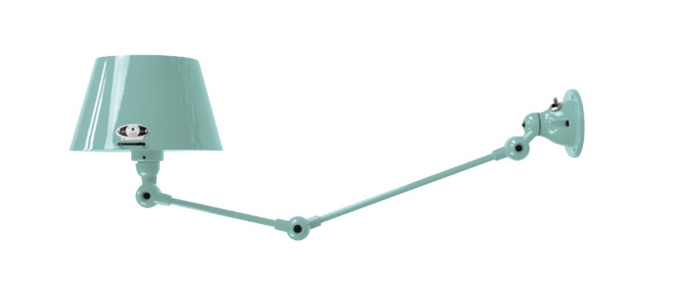 Applique murale aicler aid371 vert vespa l30 17cm h30cm jielde normal