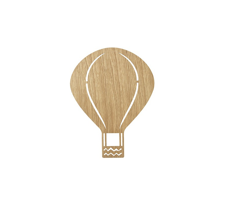 Air ballon lamp trine andersen applique murale wall light  ferm living 100154 208  design signed nedgis 64172 product