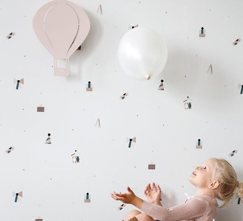 Air balloon lamp  applique murale wall light  ferm living 3241  design signed 36970 product