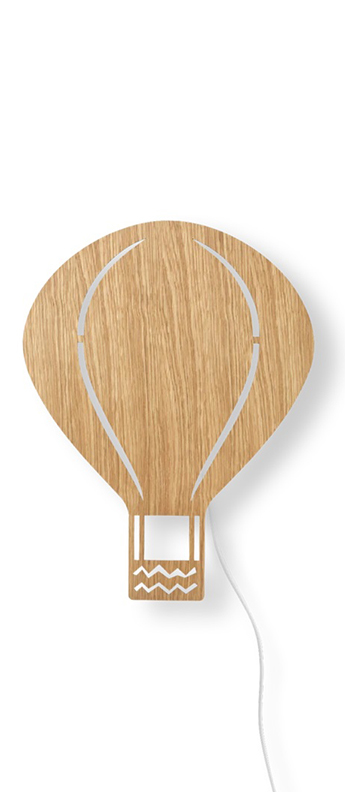Applique murale air balloon naturel 0l26 5cm h34 5cm ferm living normal