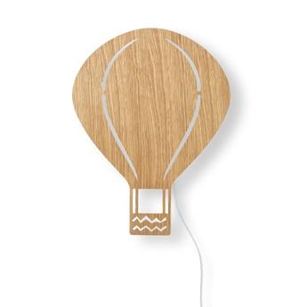 Applique murale air balloon naturel 0l26 5cm h34 5cm ferm living normal